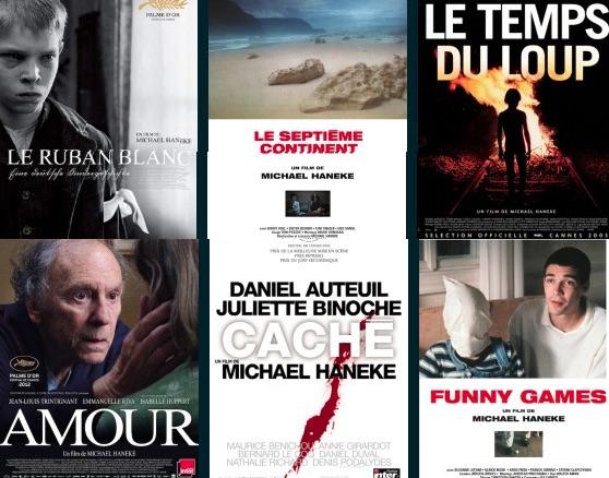 Festival Michael Haneke sur FilmoTV