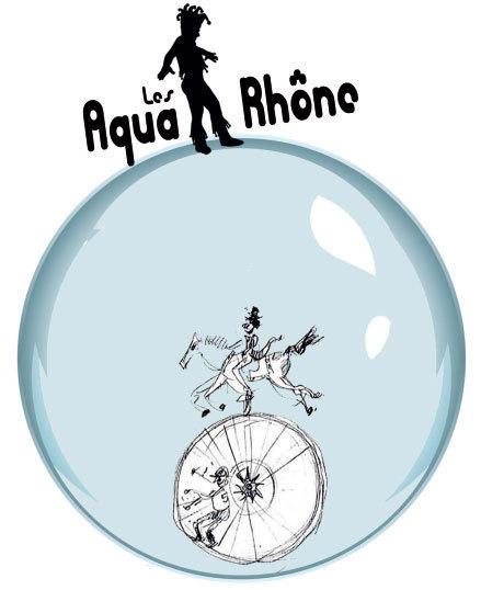 Les Aqua-Rhône 2012 : la féérie sur l'eau avec Transe Express. Au fil du Rhône ...