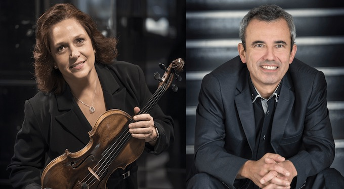 Karine Lethiec, alto et Frédéric Lagarde, piano