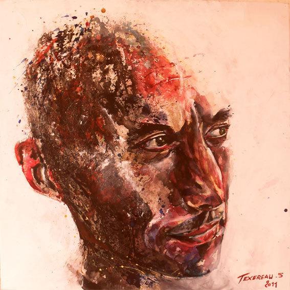 Stéphane Texereau, peintures, Hôtel Radisson Blu, du 27 Juin au 4 Juillet 2012, par Philippe Oualid
