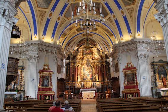Saint-Nicolas de Véroce, magnifiquement restaurée © Pierre Aimar 2012