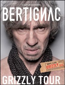 Louis Bertignac à la  Palestre - Le Cannet, le 17 Octobre 2012