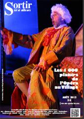 """Chorégies d'Orange 2012. Un contre-si  qui fait parler de """"Turandot"""""""