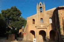 L'église du couvent de Pourrières © Pierre Aimar