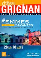 Grignan Les Fêtes Nocturnes 2012. Vive Molière !