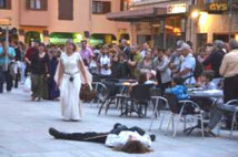 « Sornettes au clair de lune… », visite contée et animée nocturne de la Cité Médiévale de La Roche sur Foron le 11 août 2012 à 20h30