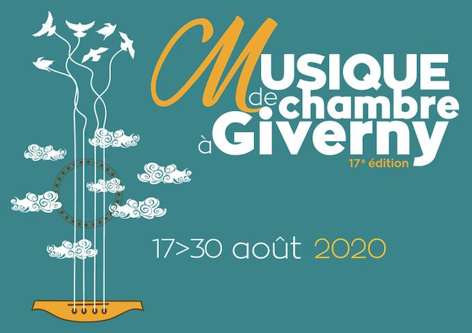 Bon anniversaire Beethoven ! 17e Festival Musique de Chambre à Giverny du 17 au 30 août !