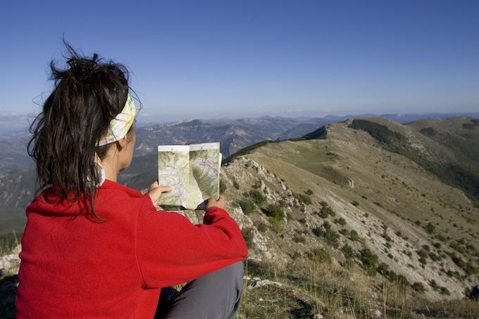 5 Jours de randonnée en pays de Dieulefit, Drôme