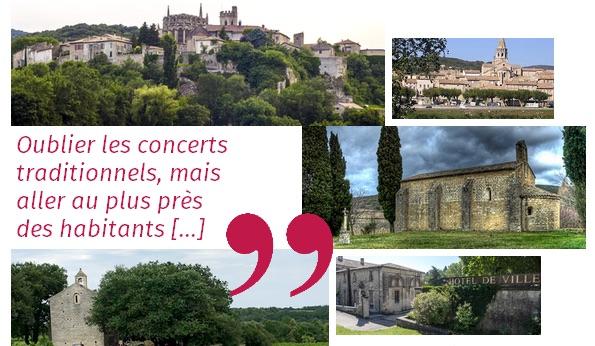 Vers une balade des Cordes du 7 au 19 juillet prochain... en Ardèche