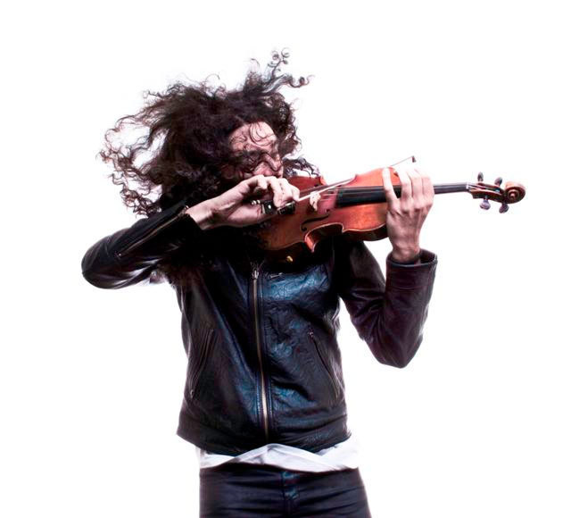 Nemanja Radulovic en concert le 1er juin 2013 © DR