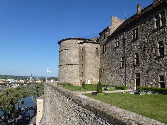 Journées du patrimoine 2012, Château-musée de Tournon-sur-Rhône
