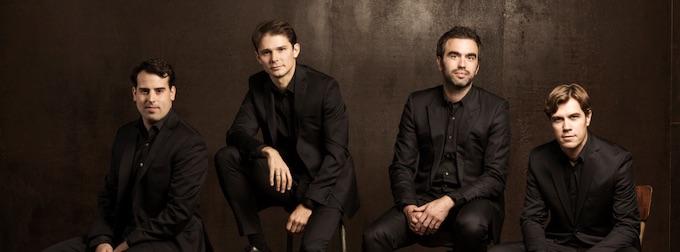 Quatuor Modigliani le 4 août