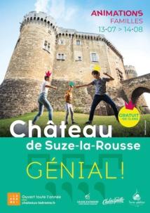 Nouveautés et fantaisies dans les châteaux de la Drôme, autour de 3 années décisives : 1672, 1564, 1178...