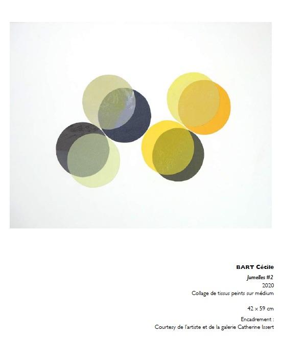 Cabinet de dessins, Galerie Catherine Issert, Saint-Paul (06)