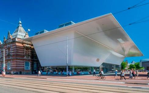 Réouverture du Stedelijk Museum