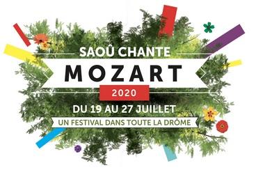 Saoû chante Mozart : un rendez-vous particulier en 2020 !