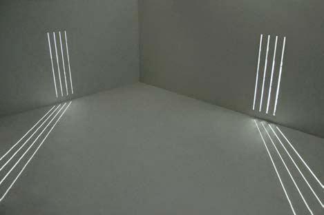 Marie-Julie Bourgeois Parallèles Environnement interactif - Création pour leurs lumières, avec le concours de la Fondation Lagardère et d'EnsadLab/DiiP – © DR