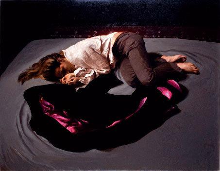 Guy Brunet, peintures, galerie Souchaud, Lyon, du 18 octobre au 8 décembre 2012
