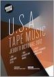 Concerts electro usa : les pionniers americains, Grand Amphi de l'Université Lumière Lyon 2 / Lyon 7e. Jeudi 11 octobre à 12h, 17h30, 19h et 20h30