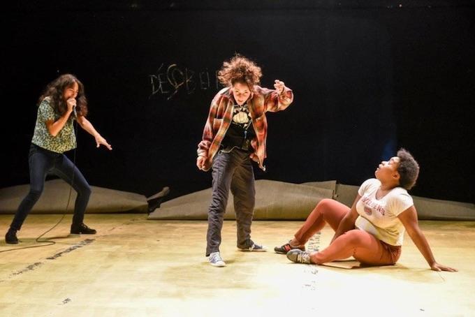 Théâtre de Villefranche sur Saône : Désobéir, le 26/12/2020 à 20 h 30