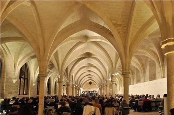 Les Heures des Bernardins 2012. « Voix humaines », Collège des Bernardins, Paris, vendredi 16 et samedi 17 novembre 2012