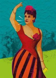 Goguette, par la Compagnie du Chien Jaune, théâtre des Marronniers, Lyon, du 1er au 18 novembre 2012