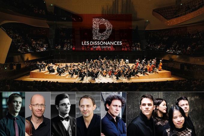 Les Dissonances. Week-end anniversaire des 250 ans de Beethoven au Musée National de Port-Royal des Champs les 29 et 30 août 2020