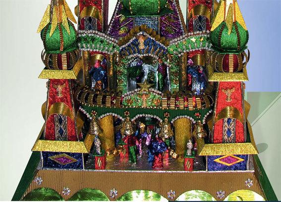 Les crèches du monde exposées au Village Miniature  Provençal de Grignan du 4 novembre 2012 au 28 février 2013