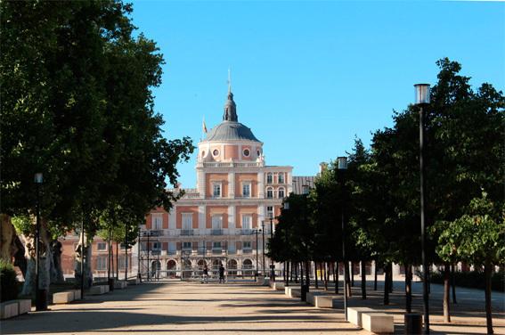 Palais royal d'Aranjuez © Pierre Aimar