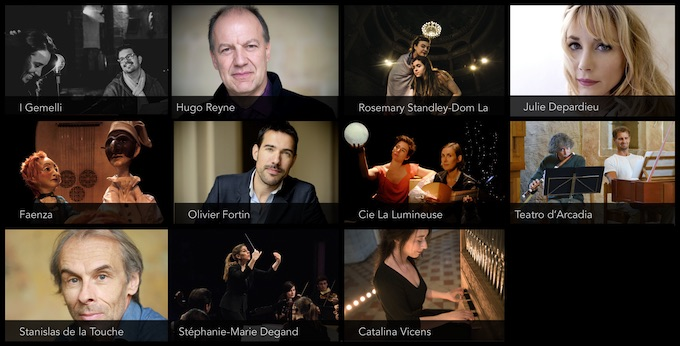 Festival Baroque de Pontoise 2020-21 du 25 septembre 2020 au 21 juin 2021