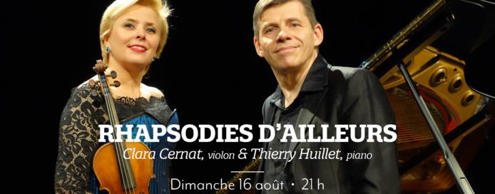 Festival de l'Abbaye de Sylvanès, les concerts de la semaine !
