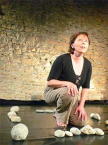 Poésie de Charles Juliet, à Pérouges et Lyon, 23 novembre 2012 au 10 mars 2013