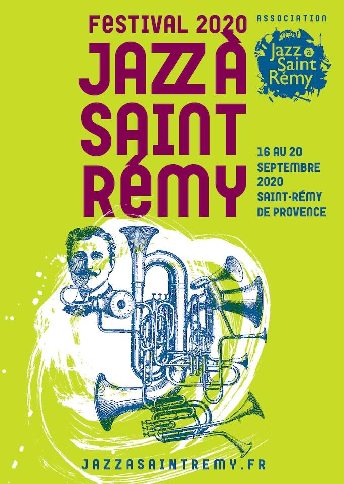 Jazz à Saint Rémy, du 16 au 20 septembre 2020 : la vie continue !