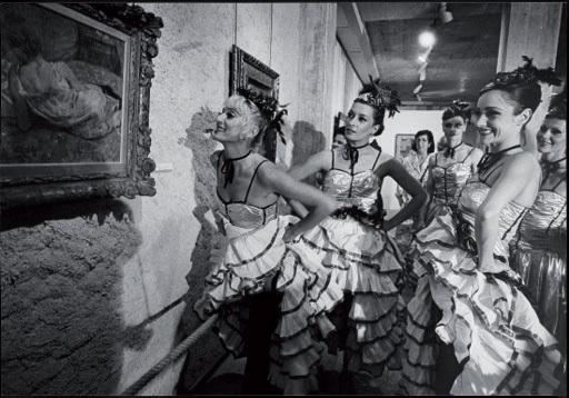 Vernissage de l'exposition Toulouse-Lautrec à la Fondation Pierre Gianadda, 16 mai 1987 © Marcel Imsand, Fondation Pierre Gianadda