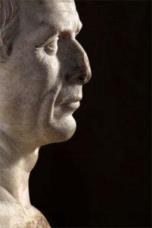 Buste supposé de Jules César © Rémi Bénali - CG13