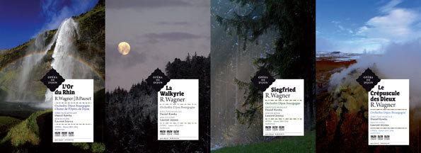 Der Ring des Nibelungen, Richard Wagner, Brice Pauset, Opéra de Dijon, du 5 au 15 octobre 2013