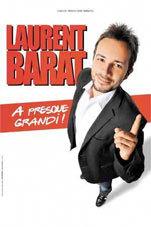 Laurent Barat « A presque grandi » au Théâtre Francis Gag à Nice, le 1er février 2013