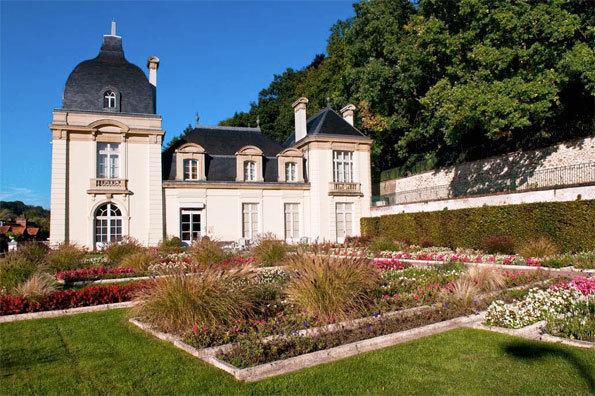 Musée de la Toile de Jouy, Château de l'Eglantine, Jouy-en-Josas © Anne-Laure Camilleri