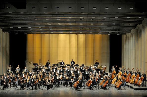 Orchestre national de Montpellier © DR