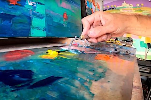 Toulon. La Galerie Estades présente une vidéo consacrée à l'artiste Jean-Pierre Maltese. Expo du 10/10 au 14/11/20