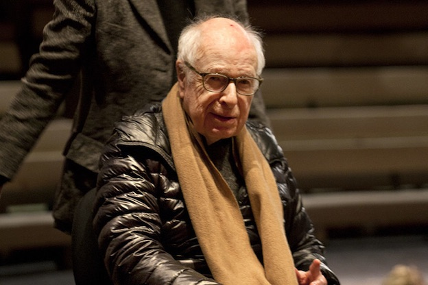 Peter Brook © DR