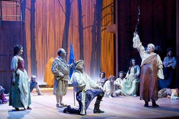 L'Homme de la Mancha © Opéra Monte-Carlo