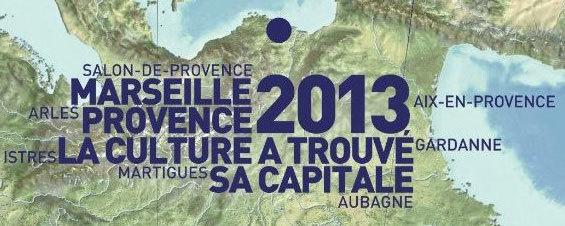 Bienvenue à Marseille-Provence 2013. Bienvenue sur un territoire à la fois familier et méconnu.