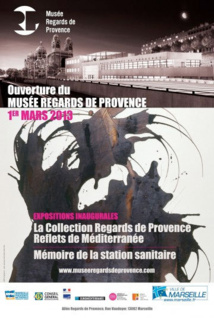 Marseille-Provence 2013. Ouverture du musée Regards de provence
