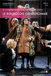 Le Bourgeois Gentilhomme, Molière, version d'origine sur grand écran, le 11 janvier à 19h au Mega CGR de Brignais (69)
