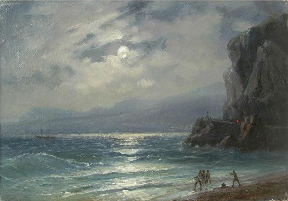 Aïvazovski, la poésie de la mer