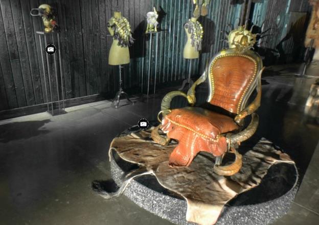 Michel Haillard, visite virtuelle de son exposition «Danse avec les gnous ou le rire du pangolin »