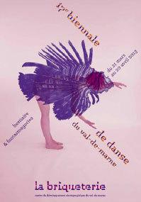 17e biennale de danse du Val-de-Marne du 21 mars au 20 avril 2013