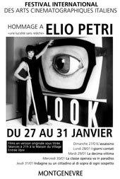 Festival International des Arts Cinématographiques Italiens, Maison du Village, Montgenèvre, du 27 au 31 janvier 2013
