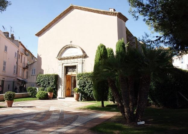 Musée de l'Annonciade © Ville de Saint-Tropez
